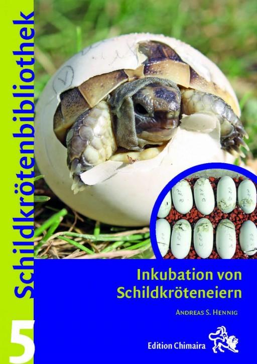 Inkubation von Schildkröteneiern. Andreas S. Hennig