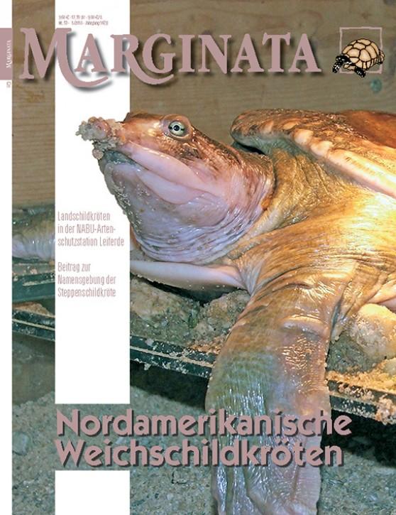 MARGINATA 57: Nordamerikanische Weichschildkröten