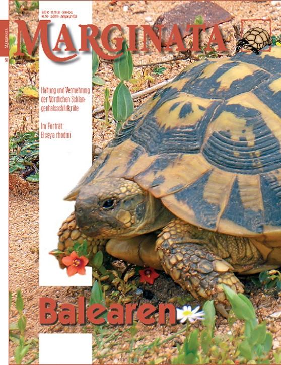 MARGINATA 58: Balearen